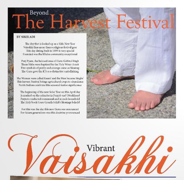 Vaisakhi poem 2017 TAW