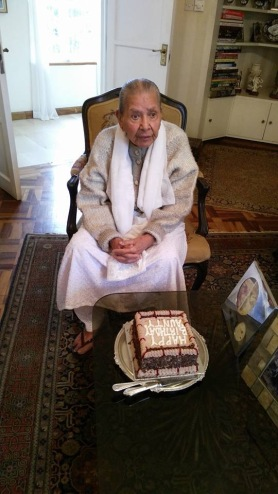 96th Birthday