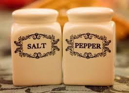 salt pepper