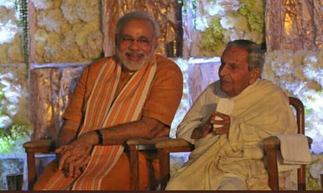 dada and Modi